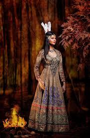 Indian Wedding Dresses 9 Disney Princesses Reimagined As Beautiful Indian Brides