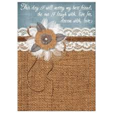 rustic country wedding invitations great country wedding invitation burlap lace denim leather