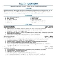 resume samples for warehouse best merchandise associate resume example livecareer create my resume