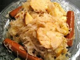 cuisiner la choucroute choucroute vegetarienne recette ptitchef