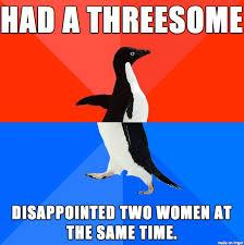 Bad Sex Meme - the story of my sex life meme guy