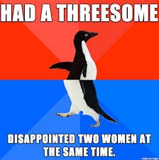 Sex Life Meme - the story of my sex life meme guy