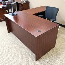 large l desk mahogany office desk used right l shaped office desk mahogany large