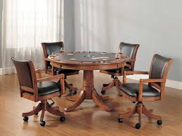 dining room chairs with wheels chair casters for design inspiration