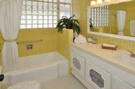 yellow and grey bathroom decorating ideas yellow tile bathroom decorating ideas home design and decorating
