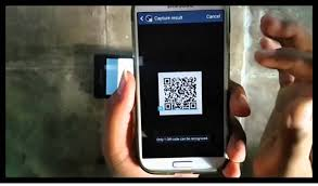 scan barcode android samsung galaxy s4 how to scan qr code android kitkat