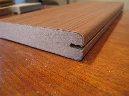 Pvc Laminate Flooring Cedar Vs Pvc Decking Reviews U2014 Dahlia U0027s Home