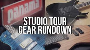 studio tour u0026 gear rundown 2016 pete cottrell youtube