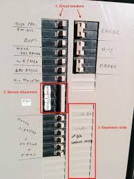 circuit breaker panel diagram dolgular com