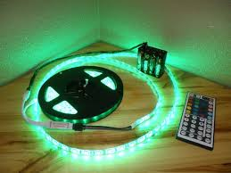 remote control battery lights led strip light cing kit led hula hoops by colorado hula hoops