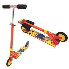 fireman sam scooter ebay