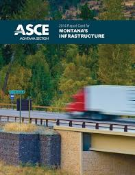 Montana travel cards images Montana infrastructure asce 39 s 2017 infrastructure report card jpg