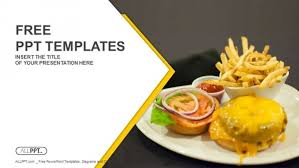 Fast Food Ppt Templates Free Download Free Food Powerpoint Templates Fast Food Ppt