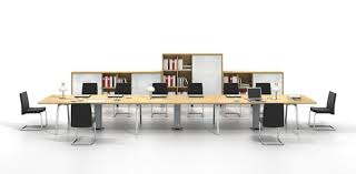 Room And Board Desk Chair Furniture Long Thin Board Office Table And Black Chairs With