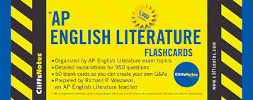 cliffsnotes ap english literature flashcards download books online