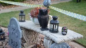 caputo family u0027s spooktacular halloween display photos the recorder