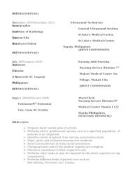 ultrasound resume resume objective exles for ultrasound resume ixiplay free