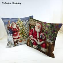 popular christmas chair cushions buy cheap christmas chair