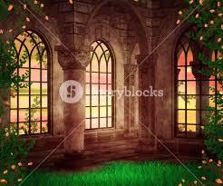 castle backdrop castle backdrop royalty free stock image storyblocks