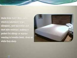 Dreamfoam Bedding Ultimate Dreams Dreamfoam Mattress Ultimate Dreams Latexmattress Youtube