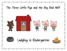 pigs big bad wolf math literacy