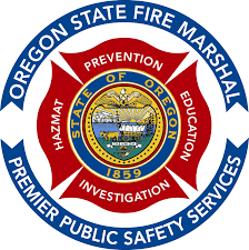 Wild Fires In Oregon State by Home Oregon Fire Marshals Association