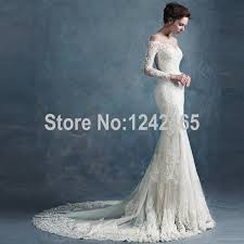 wedding dress shops uk aliexpress buy 2016 mermaid sleeves modest wedding