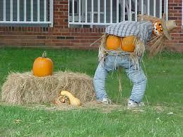 Outdoor Halloween Decorations Pinterest - the art of up cycling outdoor halloween decorations