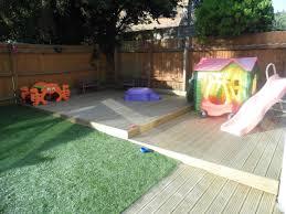 garden play area refurbishment complete minimoos preschool