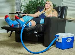 active ice cold therapy system polar products inc