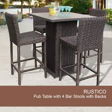 Outdoor Bar Patio Furniture - bar stools patio bar sets clearance counter height outdoor