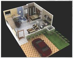 duplex home floor plans 3d floor plans for duplex houses in india