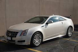 2011 cadillac cts performance coupe used 2011 cadillac cts awd coupe performance collection