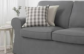 canapé ektorp convertible test et avis sur le canapé 2 places en tissu ektorp tests avis