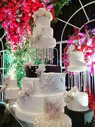 wedding cake surabaya wedding of samuel by femy s bridestory