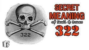 the secret meaning of number 322 skull and bones illuminati code
