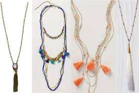 tassel necklace images Sorrelli tassel necklace fashion pulse daily png