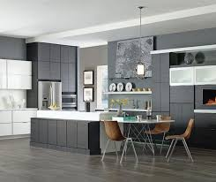Contemporary Kitchen Cabinets Laminate Cabinets In Contemporary Kitchen Design Kemper