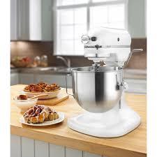 Kitchen Aid Mixers by Kitchenaid Ksm500ps Pro 500 Series 5 Qt Stand Mixer White