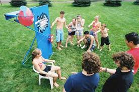 dunk tank rental nj pitchburst portable dunk tank rentals in pa de nj