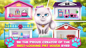princess home decoration games pet house decoration games android apps on google play