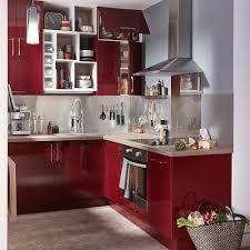 Plan De Travail Bois 3m by Indogate Com Tapis De Cuisine Rouge Design