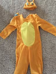 Charizard Pokemon Halloween Costume Rubie U0027s Costume Medium Pokemon Charizard Standard Children Ebay