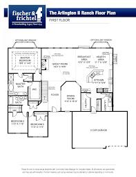 classic 6 floor plan the arlington ii classic new homes in wentzville mo