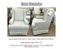 rocking chair with rocking ottoman glider chair covers nursery