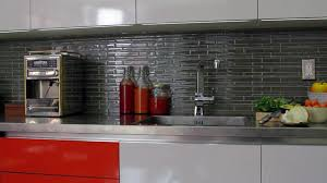 Creative Kitchen Backsplash Ideas by Easy Kitchen Backsplash Ideas Pictures U0026 Tips From Hgtv Hgtv