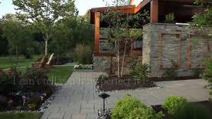 Outdoor Fireplace Deck Ela Deck Outdoor Kitchen Bar Fireplace Youtube