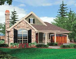 One Story Cottage Plans One Story House Plans Cottage House Plans