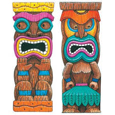 best 25 tiki totem ideas on pinterest lua party ideas luau