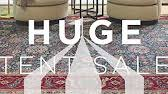 capel rugs 2017 tent sale greenville nc youtube